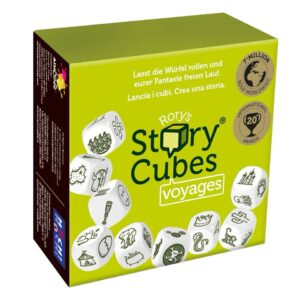 Rory's Story Cubes Verde - Voyages